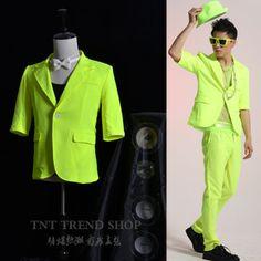cfe719071 93 Best Neon_Inspiration images in 2014 | Men clothes, Men wear ...