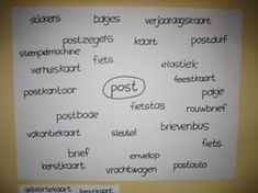 nl - Er is post! You've Got Mail, Education, Learning, Teaching