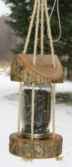 put on pulley in oak tree!!!!! https://www.facebook.com/WoodworkProject/