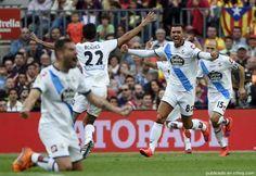 """Celso Borges: """"esperamos hacer algo bueno ante el Barcelona"""""""