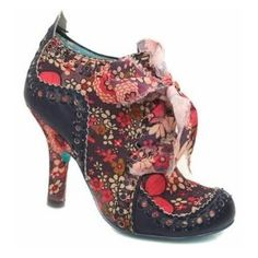 Love Irregular Choice shoes. Can these be mine? Please?