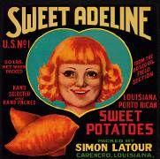 Sweet Potato Advertisement