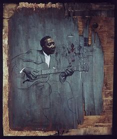 Muddy Waters. By Jules Arthur