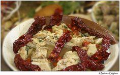 """Baccalà ai Pep Crusck Piatto tipico della tradizione Culinaria Lucana, il Baccalà ai """"Puparul Crusck""""……(nonchè i peperoni IGP di Senise essiccati prima e poi fritti in abbondante olio di oliva) PER VOTARE QUESTA FOTO http://www.dallapianta.it/blog/wp-content/plugins/wp-photocontest/viewimg.php?post_id=505_id=104"""