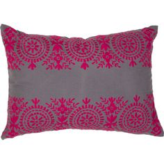 Traditions Max6 Plum Kitten/Anemone Pillow