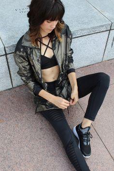 [ad] @ReebokWomen x @Six:02 | Cardio Woven Jacket #PerfectNever