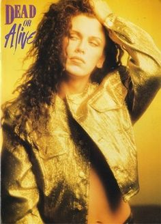 Dead or Alive Pete Burns                                                                                                                                                                                 もっと見る