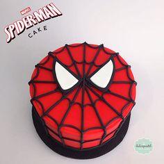 Spiderman Cake Ideas for Little Super Heroes - Novelty Birthday Cakes Spiderman Birthday Cake, Spiderman Theme, 4th Birthday Cakes, Novelty Birthday Cakes, Avengers Birthday, Superhero Cake, Spiderman Cake Topper, Marvel Cake, Batman Cakes