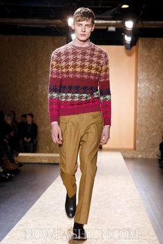 Paul Smith Menswear Fall Winter 2013 Paris