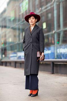Street Style Fall 2012: New York Fashion Week
