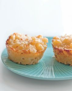 Macaroni and Cheese Muffins  classic kid-friendly dish with a twist!