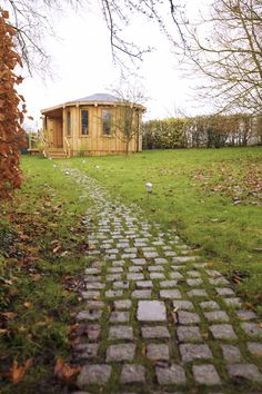 Rotunda - Image Gallery of our yurt style round eco-buildings