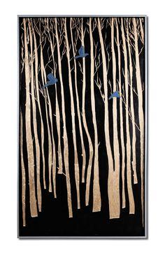 Decoration, ceramics, calligraphy, bird, transparent, metal, acrylic, luxury, zen style装饰 陶瓷 书法 鸟 透明 金属 亚克力 奢华 禅意空间