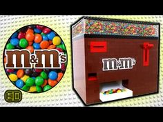 Lego Candy Dispenser - YouTube