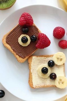 healthy snacks for toddlers / healthy snacks ; healthy snacks for kids ; healthy snacks on the go ; healthy snacks for work ; healthy snacks to buy ; healthy snacks for toddlers Cute Food, Good Food, Yummy Food, Toddler Meals, Kids Meals, Kids Cooking Activities, Preschool Snacks, Toddler Food, Food Art For Kids