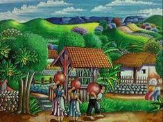 Resultado de imagen para pinturas paisajes latinoamericanos