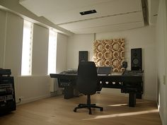 this is the music studio where I 'work' almost every day... :-)