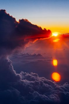 And the Cloud eats the Sun by Nitish Kumar Meena