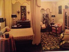 Barbara d'arcy bedroom