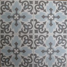 Jatana Interiors french manor reproduction tile