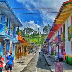 Salento, Quindio, Colombia Vacation Places, Places To Travel, Places To Go, Colombia Travel, Next Holiday, South America Travel, Far Away, Beautiful Places, Scenery