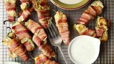 My Famous Bacon Wrapped Jalapenos Poppers) Recipe - Genius Kitchen