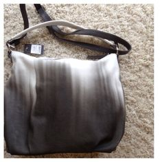 """Selling this """"Cool gradient bag NWT"""" in my Poshmark closet! My username is: dollface86. #shopmycloset #poshmark #fashion #shopping #style #forsale #Handbags"""