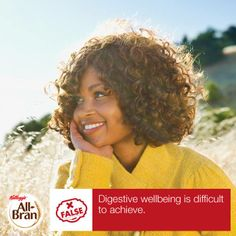There are 5 simple factors that lead to digestive health:  Eat a balanced diet, focus on fibre every day, including #NaturalWheatBranFibre like that found in Kellogg's All-Bran, drink sufficient water, manage your stress levels and exercise regularly.