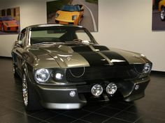 1967 Ford Shelby Mustang GT500 ELEANOR: Original Movie Car up for Sale - Carscoops
