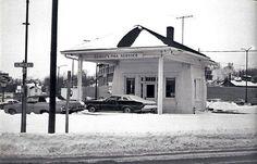 Old gas station, Ottumwa, Iowa | Flickr - Photo Sharing!