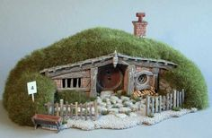 The Lord of the Rings Scenery - The Hobbiton Project