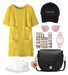 csivv by kata-szabo on Polyvore featuring polyvore fashion style NIKE rag & bone CLUSE Oliver Peoples Fendi clothing