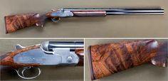 12gauge under over double barrel shot gun :)