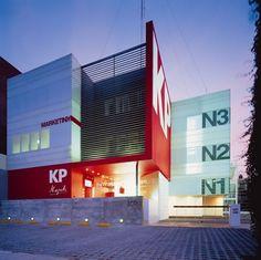 AD11 - Offices of Alazraki KP Advertising Agency - Zapopan, Jalisco Mexico