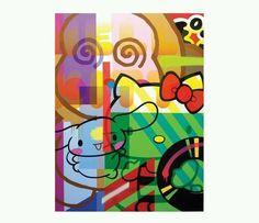 HKitty art!! <3