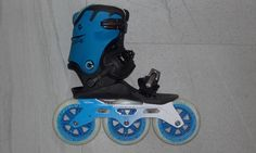 powerslide doop with 125mm wheels Finally mine!
