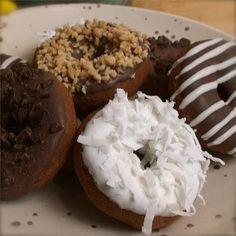 Baxter Bites Gourmet Dog Treats - Decadent Doughnuts | PupLife Dog Supplies