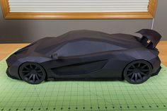McLaren P1 DIY Paper-Super-Craft Model Get and build yours at http://visualspicer.com/store/mclaren-p1-diy-paper-super-craft-model/