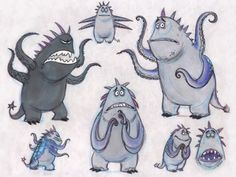 monsters inc concept