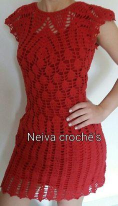Crop Top Pattern, Crochet Crop Top, Crochet Bracelet, Crochet Designs, Women Lingerie, Short Sleeve Dresses, Crop Tops, Aiko, Fashion