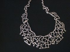 necklace made from zamak