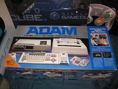 Coleco ADAM Computer System.