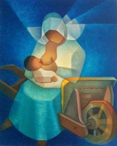 Louis Toffoli | Abstract Cubist painter | Tutt'Art@ | Pittura * Scultura * Poesia * Musica |