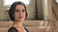 Adela Silva, la mayor de las hermanas, es interpretada por Celia Freijeiro http://www.rtve.es/v/3046477/ @Seishermanastve