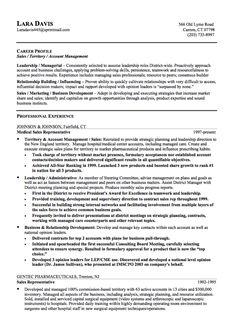 Sample Resume Sales /Territory / Account Management - http://resumesdesign.com/sample-resume-sales-territory-account-management/