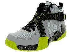 """Nike Air Raid """"Wolf Grey/Venom Green """""""