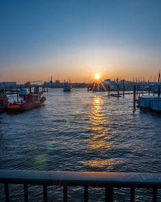 #Hafen in #Hamburg nähe #elbphilharmonie und #landungsbrücken