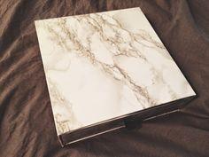 DIY marble box