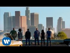 Ride Out - Kid Ink, Tyga, Wale, YG, Rich Homie Quan [Official Video - Furious 7] - YouTube