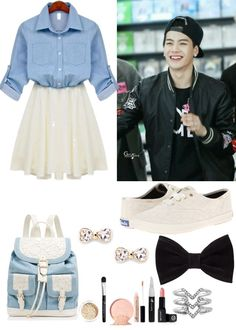 d48e280b4b1e3 Cute date with Jackson (requested by anon)-admin M Kpop Outfits, Cosplay